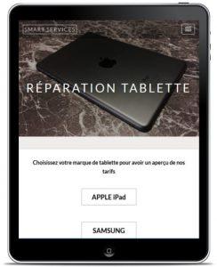 Réparation-tablette limoges