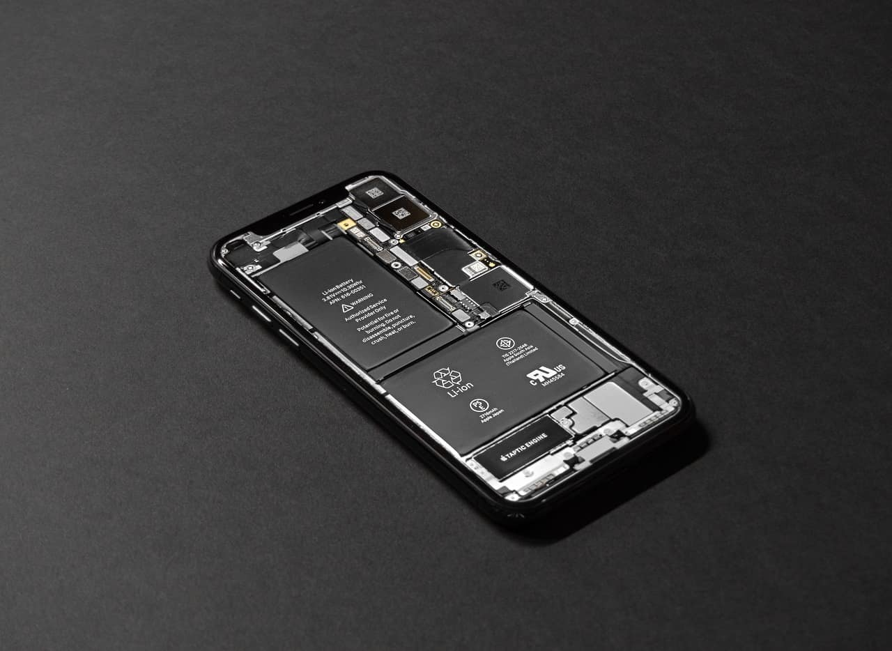 Composants iphone